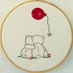 Follow your Dreams - a Simple Stitchery