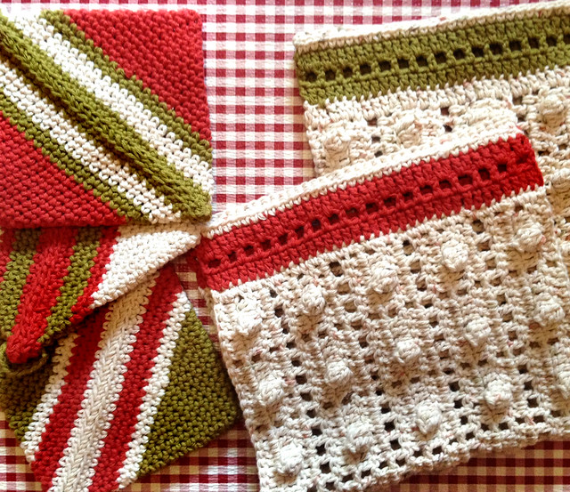 Free Crochet Pattern Kitchen Towel : Crochet Kitchen Towels Flickr - Photo Sharing!
