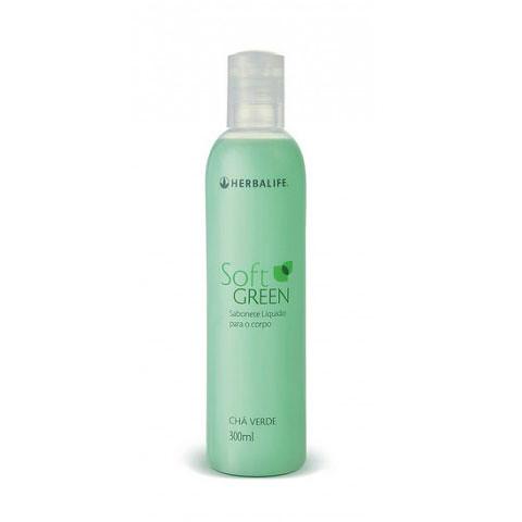 Sabonete Líquido para o Corpo Soft Green