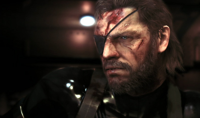 Link to Metal Gear Solid V: The Phantom Pain Announced