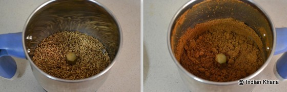 how to make cumin jeera powder