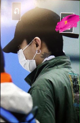 Big Bang - Incheon Airport - 27mar2016 - Joey_GD - 02