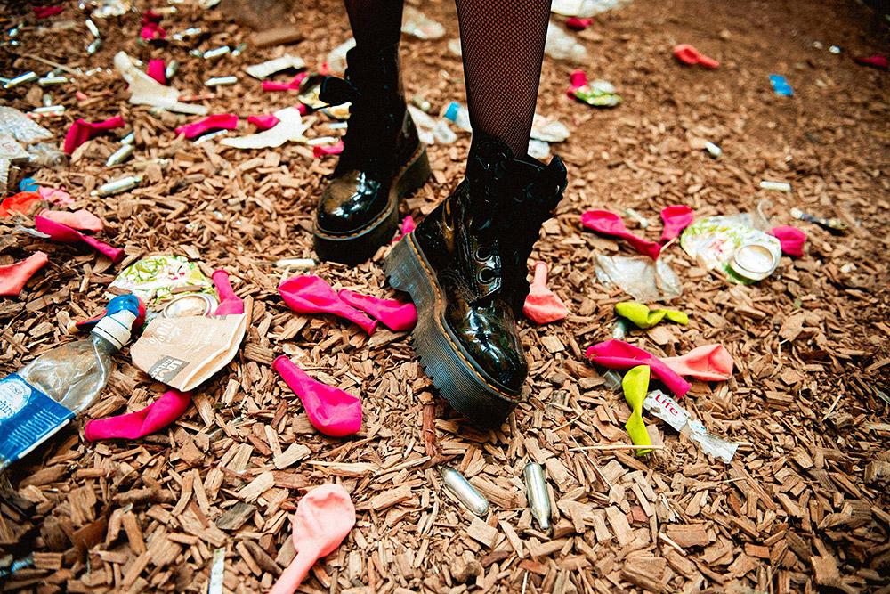 Glastonbury Disposable Diary: Anteros