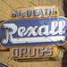 McBeath Rexall Drugs Sign