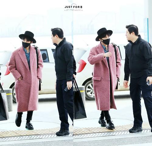 Big Bang - Incheon Airport - 21mar2015 - G-Dragon - Just_for_BB - 06