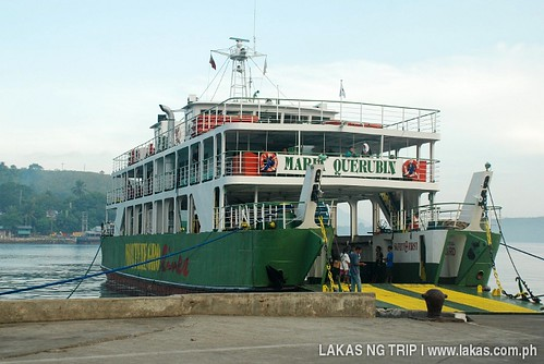 Maria Querubin at Romblon Island Port