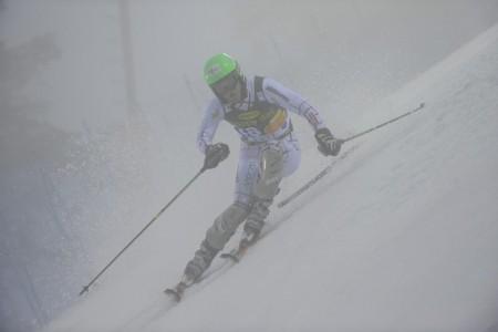Z husté chorvatské mlhy vytěžil Krýzl body za 21. místo ve slalomu