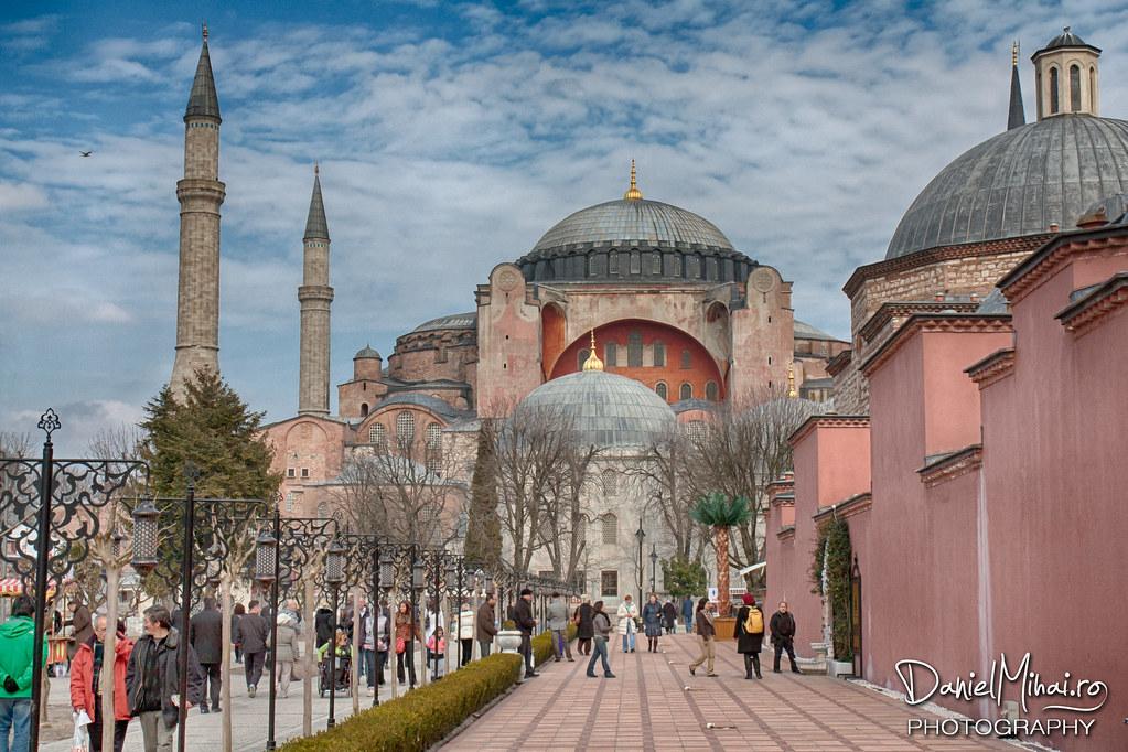 Ayasofya, Istanbul by Daniel Mihai