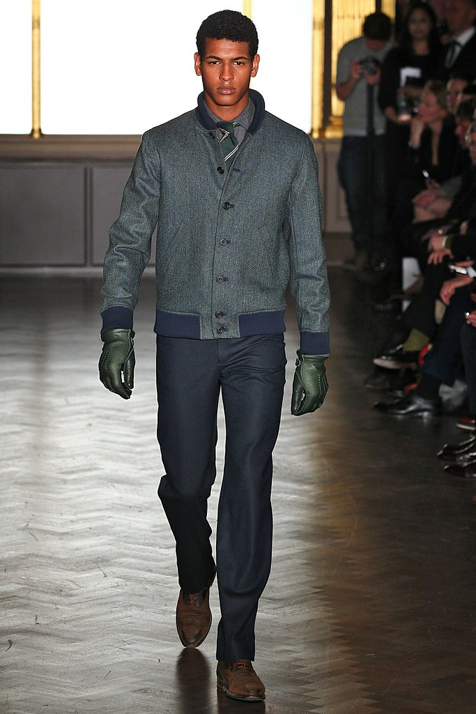 FW13 London Richard James019_Tidiou M'Baye(GQ.com)