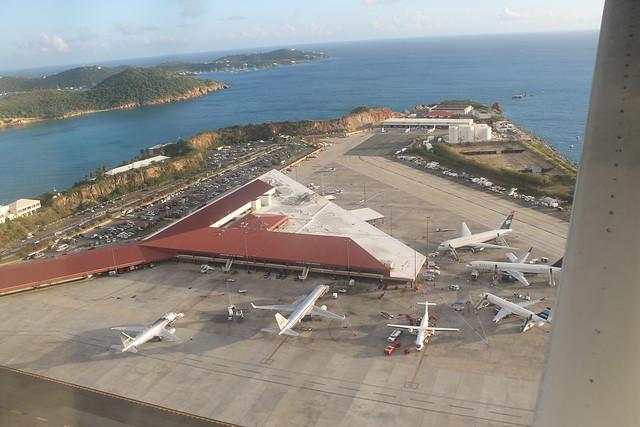 Saint john virgin islands airport
