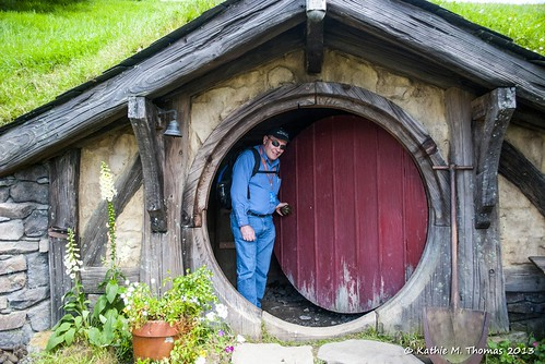 Visit to Hobbiton Movie Set