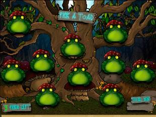 Enchanted Woods Bonus Game