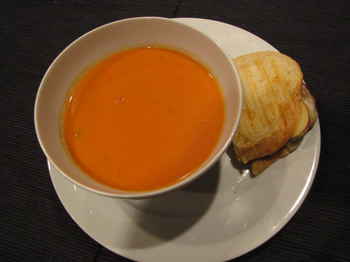 how to make tomato bisque from canned tomato soup