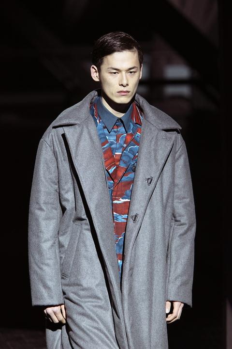 FW13 Pitti Iimmagine Uomo Kenzo060_Kim Won(apparel-web.com)