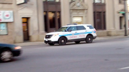 New 2013 CPD Ford Explorer Police Interceptor