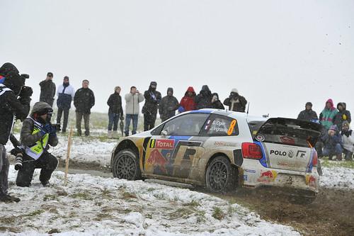 Sebastien Ogier  Rally Monte Carlo 2013