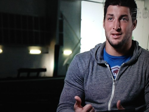 Tim Tebow In Sportiqe