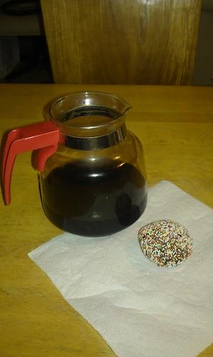 ROMKUGLE til kaffen...