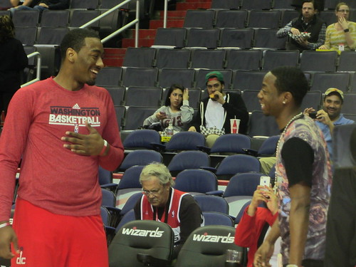john wall, ty williams, washington wizards, truth about it, adam mcginnis
