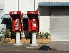Phone boxes, Kota Bharu