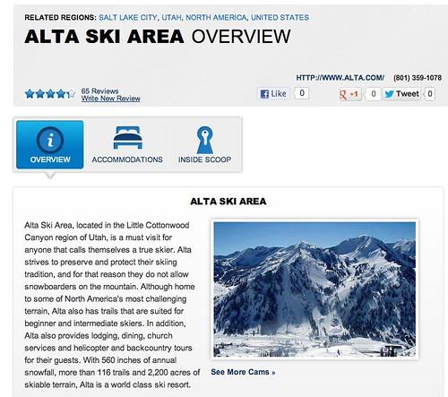 Alta Review