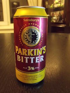 Leeds (Sainsbury's), Parkin's Bitter, England