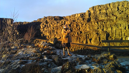 sunrise circle golden iceland thingvellir