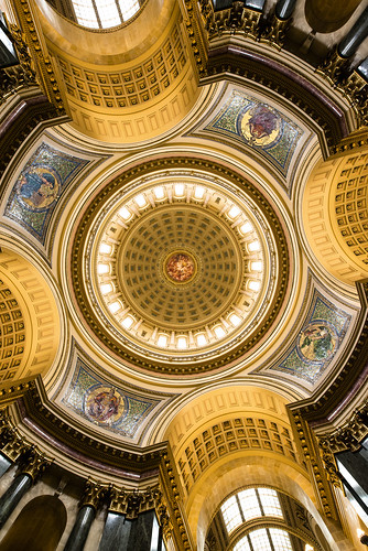wisconsin interior capitol madison dome statecapitol d800e