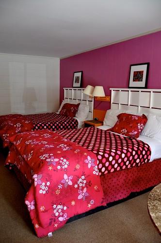 Motel Room Interiors: A Real Retro Retreat! Brevard, NC