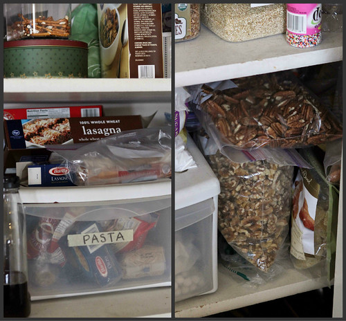 How to: Organize Your Pantry by Cookin' Canuck #organization #pantry #kitchen