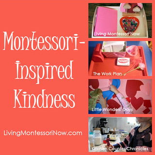 Montessori-Inspired Kindness