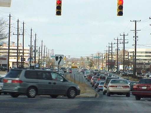 The Washington, DC suburbs (by: beyonddc, creative commons)