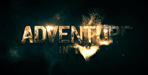 金粉字-adventure