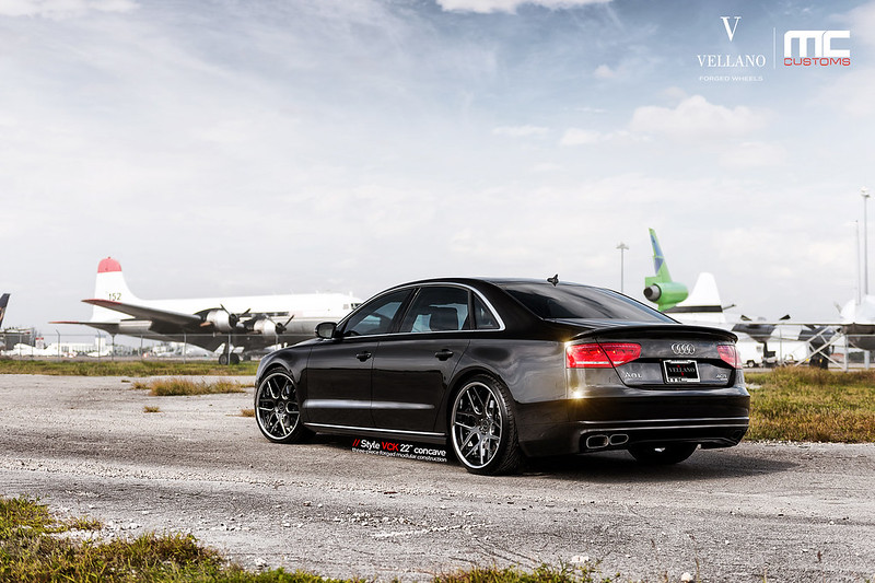 Audi A8 L Vellano Wheels Vck Vellano Forged Wheels Blog