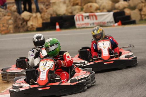 GP MotorVsMotor Trofeo Invernal Powerkart Kartpetania 2013 - Antonio de la Reina