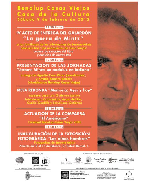 9 de Febrero: Jornadas de memoria histórica en Benalup-Casas Viejas