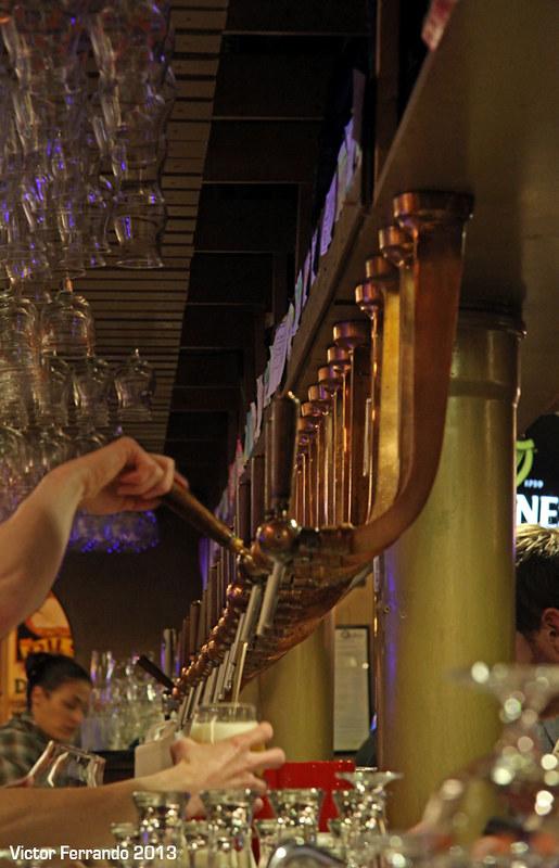 Bruselas - Chocolate y cerveza en Bélgica