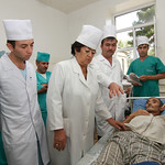 Health in Tajikistan