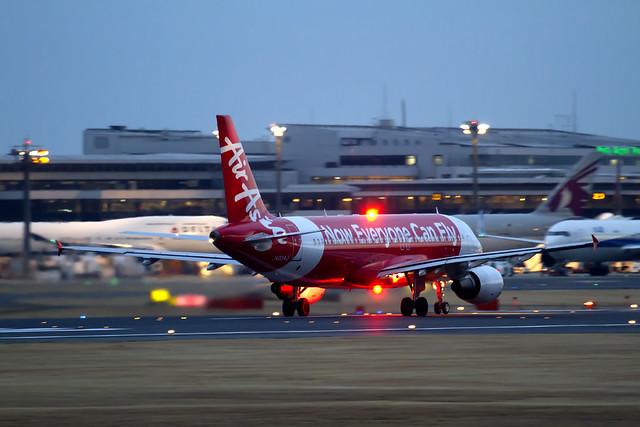 Air Asia A320