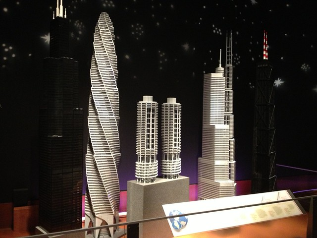 Lego Skyscrapers of Chicago
