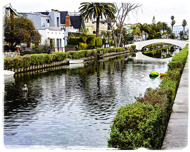 Venice Canal Historic District | Flickr - Photo Sharing!