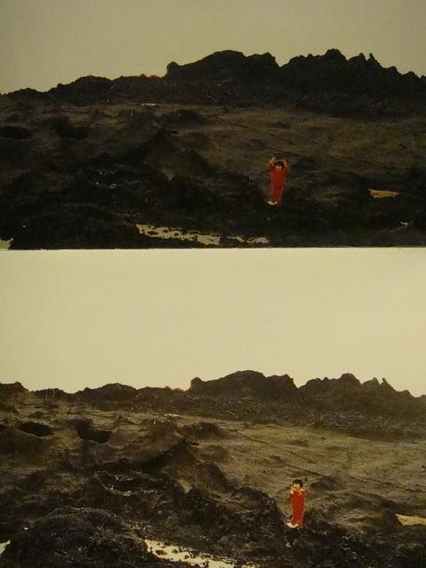 01 好像在火星表面玩耍的孩子, in the middle of nowhere