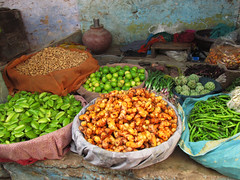 Bundi - Market