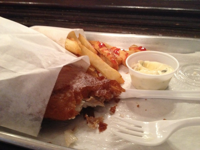 Errand 4: Fish and Chips