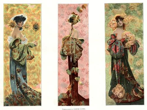 020-Composiciones- Gaspar Camps- Album Salon- 01-1907-Hemeroteca de la Biblioteca Nacional de España