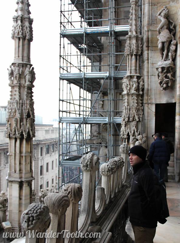 Milano Duomo Rooftop