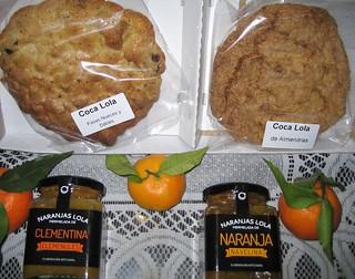 Nuevos productos de Naranjas Lola.