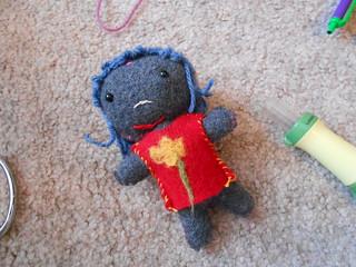 Hand Sewing 1- Tag-Along Doll (9)