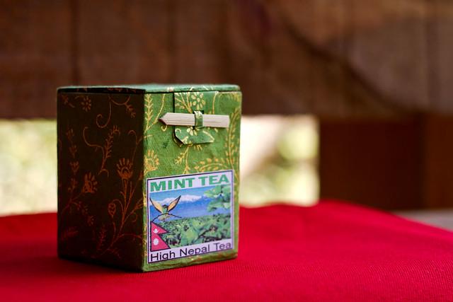 Nepal Mint Tea