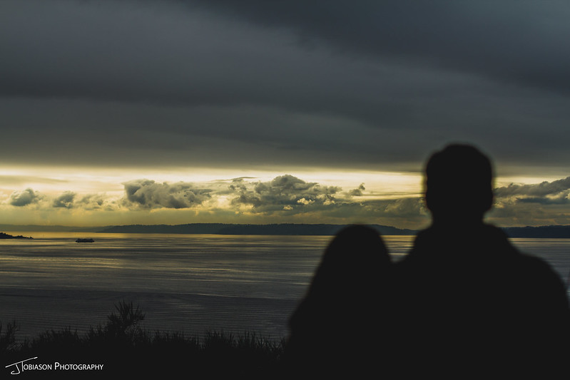 Skyscape | JTobiason Photography | Seattle Wedding Photographer